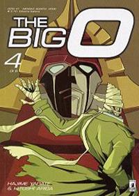 Copertina di The Big 0 n.4