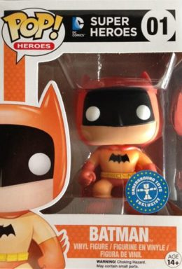 Copertina di Batman – Super Heroes – POP Heroes n.01