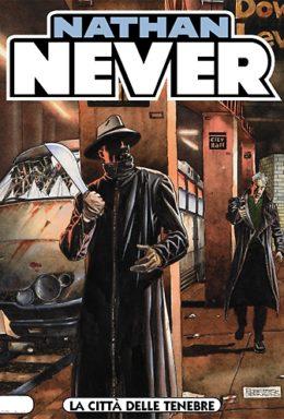 Copertina di Nathan Never n.191 – La città delle tenebre