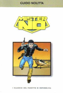 Copertina di I classici del fumetto di Repubblica n.36 – Mister NO