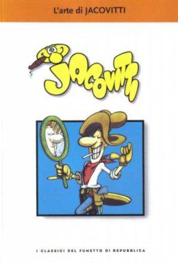 Copertina di I classici del fumetto di Repubblica n.38 – L'arte di Jacovitti