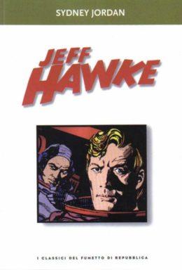 Copertina di I classici del fumetto di Repubblica n.39 – Jeff Hawke