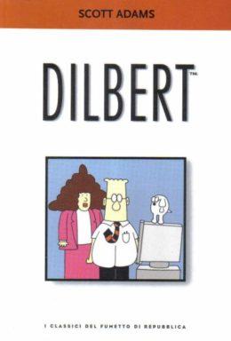 Copertina di I classici del fumetto di Repubblica n.44 – Dilbert