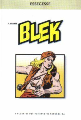 Copertina di I classici del fumetto di Repubblica n.46 – Il grande Blek