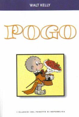 Copertina di I classici del fumetto di Repubblica n.51 – Pogo
