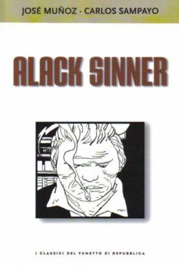 Copertina di I classici del fumetto di Repubblica n.56 – Alack Sinner