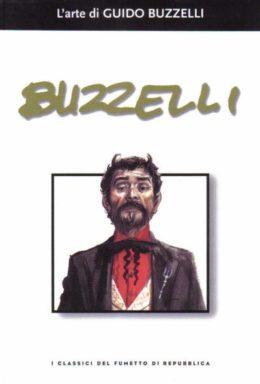 Copertina di I classici del fumetto di Repubblica n.57 – L'arte di Guido Buzzelli