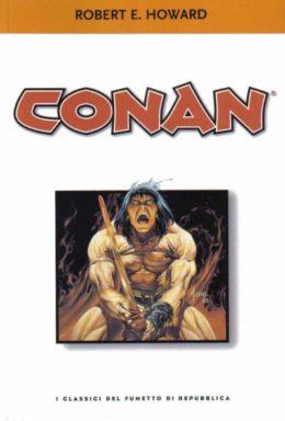 Copertina di I classici del fumetto di Repubblica n.58 – Conan