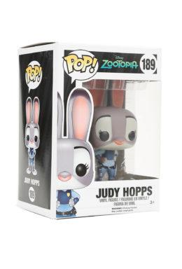 Copertina di Judy Hopps – Zootropolis – POP n.189