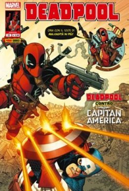 Copertina di Deadpool n.22
