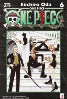 Copertina di One Piece New World n.6 – Greatest n.102