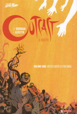 Copertina di Outcast il reietto – Volume HC n.1