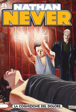 Copertina di Nathan Never n.172 – La cognizione del dolore