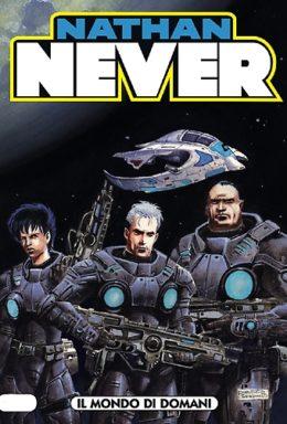 Copertina di Nathan Never n.203 – Il mondo di domani
