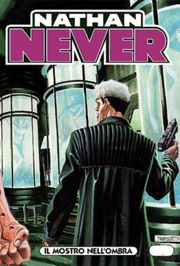 Copertina di Nathan Never n.211 – Il mostro nell'ombra