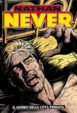 Copertina di Nathan Never n.255 – Il morbo della città perduta