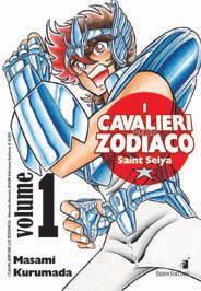 Copertina di I Cavalieri dello Zodiaco – Perfect Edition n.1