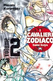 Copertina di I Cavalieri dello Zodiaco – Perfect Edition n.2