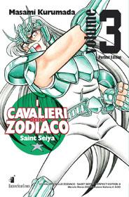 Copertina di I Cavalieri dello Zodiaco – Perfect Edition n.3