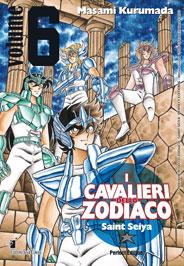 Copertina di I Cavalieri dello Zodiaco – Perfect Edition n.6