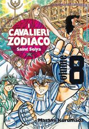 Copertina di I Cavalieri dello Zodiaco – Perfect Edition n.8