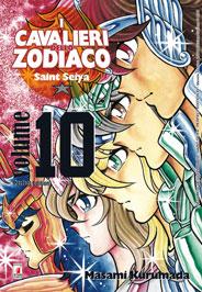 Copertina di I Cavalieri dello Zodiaco – Perfect Edition n.10