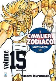Copertina di I Cavalieri dello Zodiaco – Perfect Edition n.15