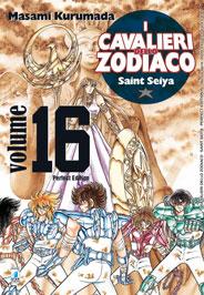 Copertina di I Cavalieri dello Zodiaco – Perfect Edition n.16