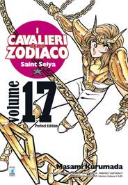 Copertina di I Cavalieri dello Zodiaco – Perfect Edition n.17