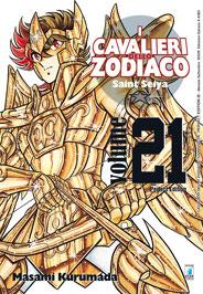 Copertina di I Cavalieri dello Zodiaco – Perfect Edition n.21
