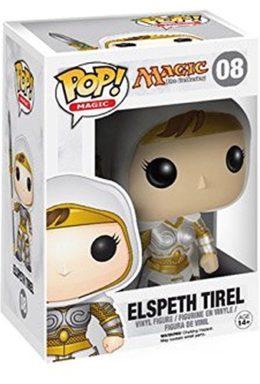 Copertina di Elspeth Tirel – Magic the Gathering – POP Magic n.8