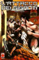 L'attacco dei giganti n.8 – Generation Manga n.8