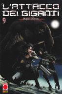 L'attacco dei giganti n.9 – Generation Manga n.9