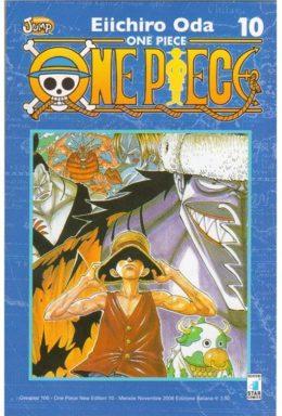 Copertina di One Piece New World n.10 – Greatest n.106