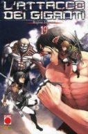 L'attacco dei giganti n.19 – Generation Manga n.19