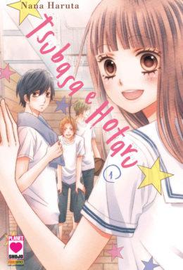 Copertina di Tsubasa e Hotaru n.1 – Manga Angel n.24