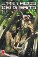 L'attacco dei giganti n.7 – Generation Manga n.7