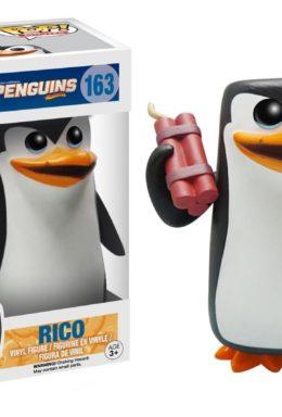 Copertina di Riko – Penguin of Madagascar – POP Movies n.163