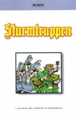 Copertina di I classici del fumetto di Repubblica n.22 – Strumtruppen