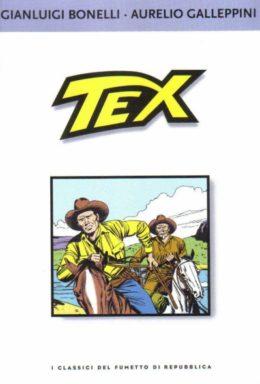 Copertina di I classici del fumetto di Repubblica n.2 – Tex