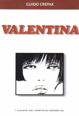 Copertina di I classici del fumetto di Repubblica n.13 – Valentina