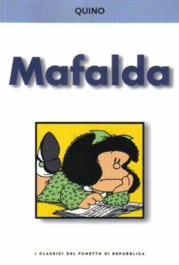 Copertina di I classici del fumetto di Repubblica n.32 – Mafalda