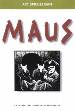 Copertina di I classici del fumetto di Repubblica n.49 – Maus