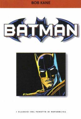 Copertina di I classici del fumetto di Repubblica n.24 – Batman