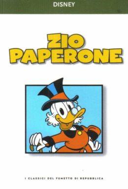 Copertina di I classici del fumetto di Repubblica n.35 – Zio Paperone