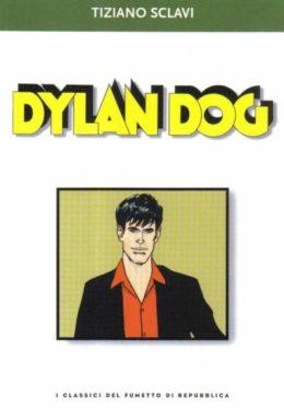 Copertina di I classici del fumetto di Repubblica n.5 – Dylan Dog
