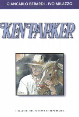 Copertina di I classici del fumetto di Repubblica n.11 – Ken Parker