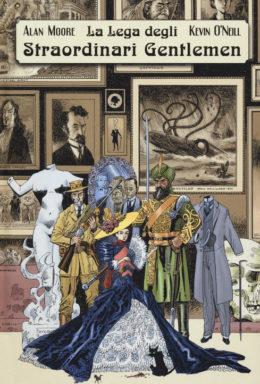 Copertina di La Lega degli Straordinari Gentlemen – Volume 1: Maggio 1898