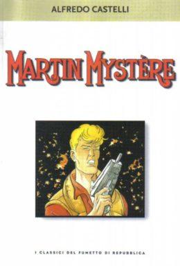 Copertina di I classici del fumetto di Repubblica n.16 – Martin Mistére
