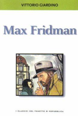Copertina di I classici del fumetto di Repubblica n.20 – Max Fridman